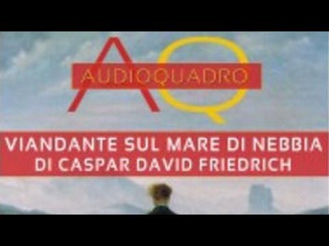 Caspar David Friedrich - Viandante sul mare di nebbia