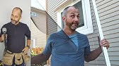 How to Install a Sliding Screen Door - YouTube