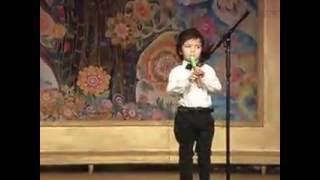 Бежан Хамроев-польская мелодия Богатый жених и белорусская народная песня Савка и Гришка)