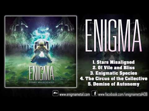 Enigma - Stars Misaligned (FULL EP 2016 1080p HD) [Technical Death Metal]