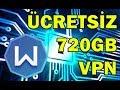 ÜCRETSİZ 1 YILLIK 720GB VPN Windscribe mp3