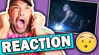 Ariana Grande ft. Nicki Minaj - The Light Is Coming (Music Video) REACTION