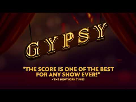 GYPSY: July 24-29 at the Wells Fargo Pavilion