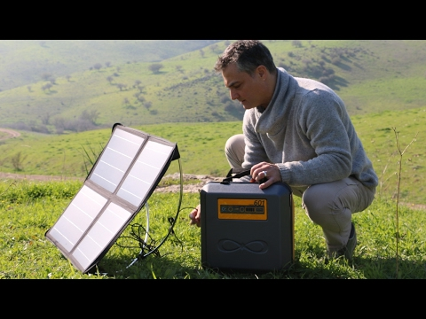 KaliPAK™ – The Best Portable Solar Energy Generator