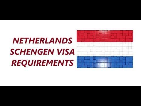 Apply for Netherlands Visa Online | Documents Checklist for Netherlands Visa