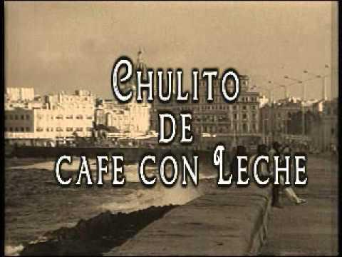 """""""CHULITO DE CAFE CON LECHE"""" (ENGLISH) """"A COFFEE WITH MILK PIMP"""" (2009)"""