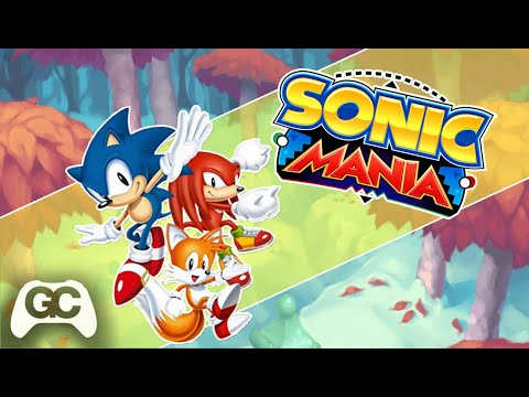 Sonic Mania ▸ Press Garden – Funk Fiction (Funky House Remix