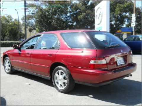 Delightful 1995 Honda Accord   Redwood City CA