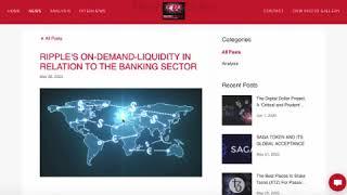 Cryptocurrency / Ripple ODL / SAGA / Digital Dollar
