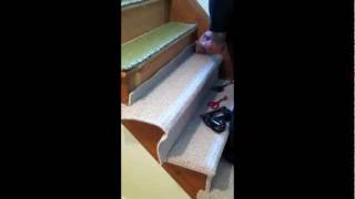 How To Carpet Stairs By Www.directcarpet.ca,keith Shannon From Hamilton Ontario