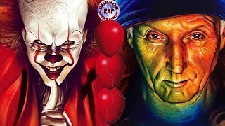 PENNYWISE vs JOHN KRAMER. Horror Rap Tournament. 1 2 финала. 2 из 4