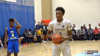 Niels Lane Highlights From The Peach Jam With Team Final!