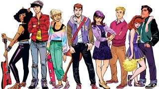 tvmi 725 archie comic book drama riverdale moves to the cw