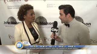 #BTMTL: Former Governor General Michaelle Jean