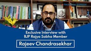 Rajeev Chandrasekhar Exclusive Interview | BJP in Election 2019