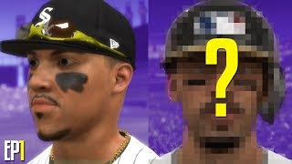 1ST LOOK AT MY FACE SCAN! Creation of Doug Veney | MLB The Show 18 RTTS | EP1
