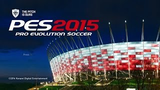 PES 2015 GAMEPLAY BEST 5 GOALS WITH MY CLUB [HD]