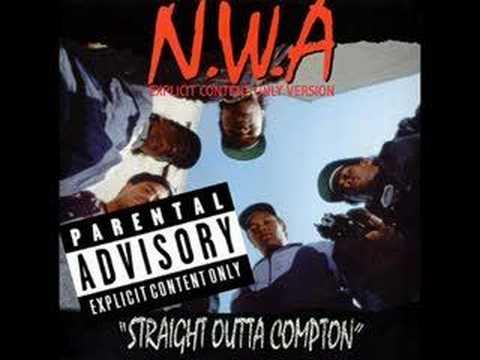 N.W.A. - Dayz of WayBack