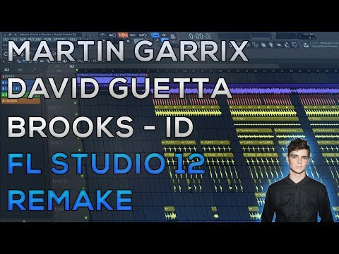 Martin Garrix & David Guetta & Brooks  Like I Do  FL Studio 12 Remake  2018