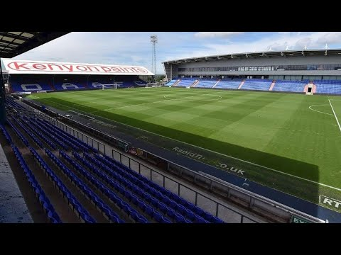 Oldham Athletic Vs Rotherham United - Match Day Experience