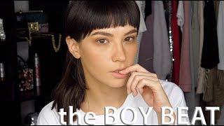 Тренд The boy beat - нетипичный макияж без макияжа