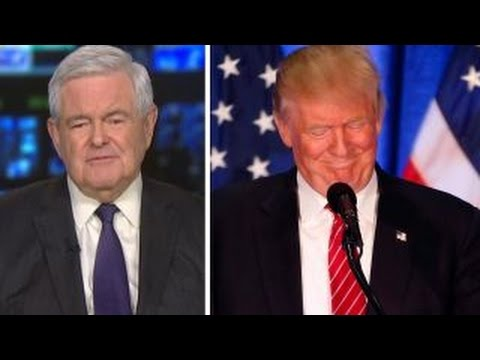 Gingrich: Trump's most powerful week since entering race