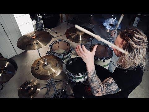 Wyatt Stav - Motionless in White - 570 (Drum Cover)