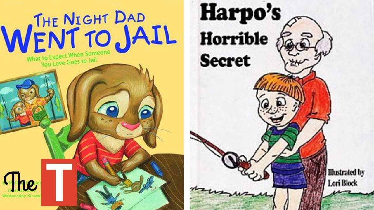 20 Hilariously Inappropriate Children S Books Youtube