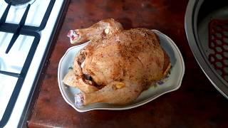Готовим курицу в мультиварке. Простой рецепт.
