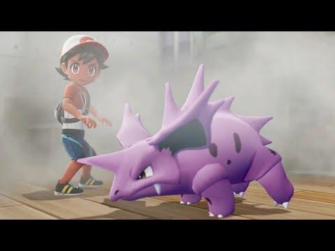 Pokémon Let's Go Pikachu - Walkthrough Part 3 - Route 24, Sea Cottage & Cerulean City
