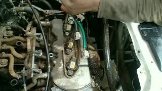 Maruti Suzuki WagonR pick up & mis fire problem ignition coil replace