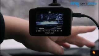 видео Видеорегистратор Lexand LRD-1500 и радар-детектор в одном