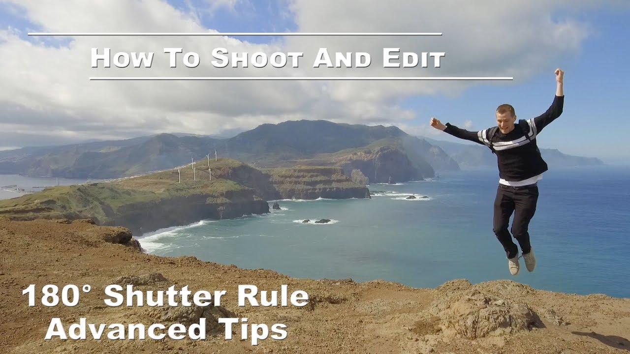 180° Shutter Rule Nonesense?
