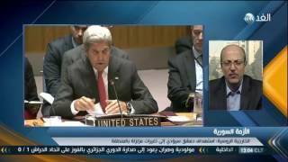 """محلل سوري: روسيا """"طفح بها الكيل"""" من الولايات المتحدة"""