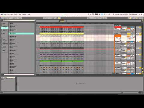Quick Tip 8: Kygo/Thomas Jack Style Drum Groove