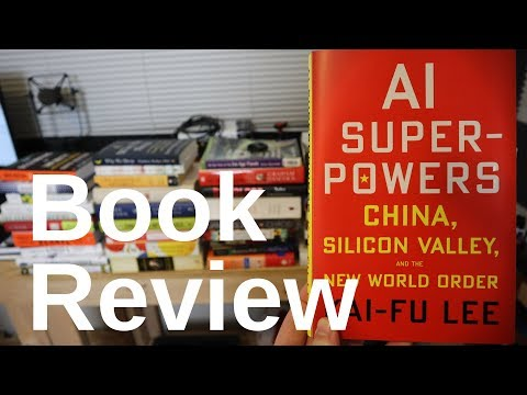 AI Superpowers - Book Review Mp3