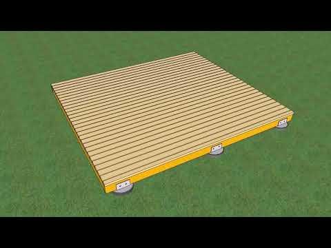 Building Deck Over Concrete Patio Nz