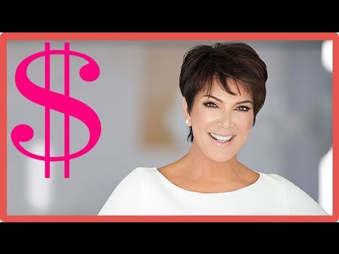 kris jenner net worth 2018 houses and luxury cars youtube. Black Bedroom Furniture Sets. Home Design Ideas
