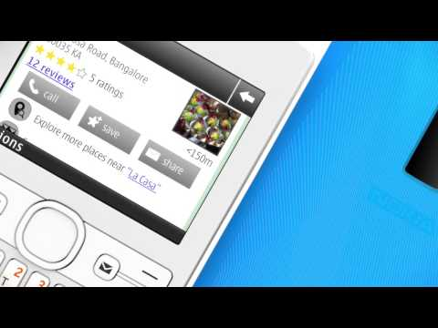 Presenting Nokia Asha 205 Dual SIM