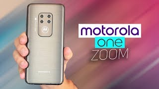 Motorola One Zoom Hands-on