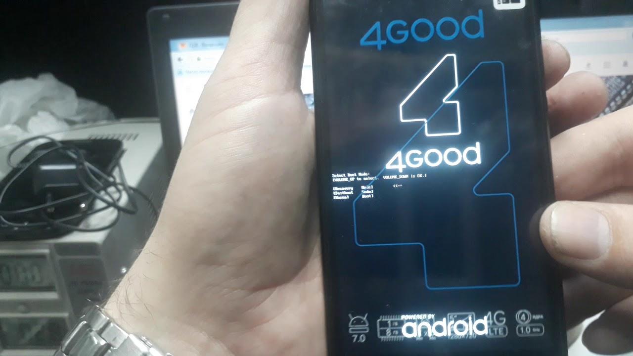 Детский смартфон — 4Good Kids S45. Для чего он нужен? - YouTube