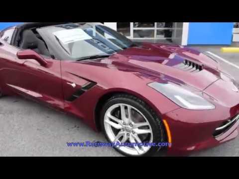 2017 Chevrolet Corvette Stingray >> 2017 Stingray Z51 Corvette w/2LT - YouTube