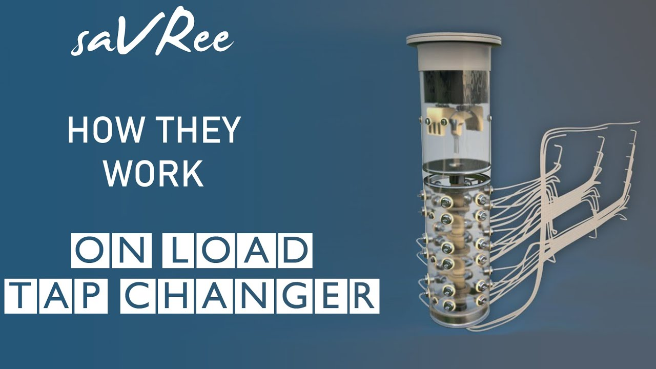 How On Load Tap Changer Works - YouTube Oltc Series Schematic Diagram on