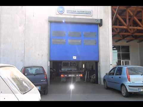 Jamison/BMP Impact Self-Repairing Doors & Jamison/BMP Impact Self-Repairing Doors - YouTube