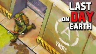 ENTRAMOS NO BUNKER ALFA, QUAL A SENHA?! - Last Day on Earth #8