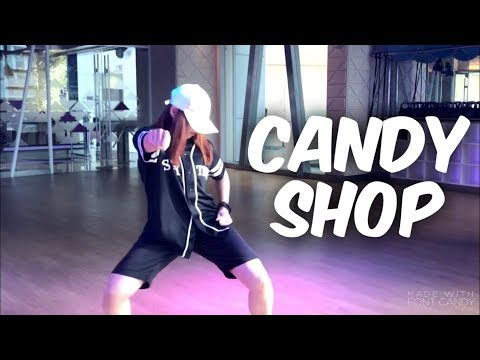 50 CENT feat. OLIVIA - Candy Shop | Choreography by Coery Sik