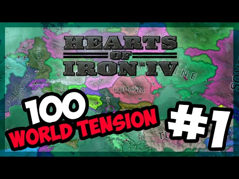 AFRICAN ENTENTE   Hearts of Iron IV - 100 World Tension - Modern Day - E.1