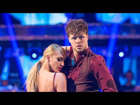 Jay McGuiness and Aliona Vilani Tango to 'When Doves Cry' - Strictly Come Dancing: 2015