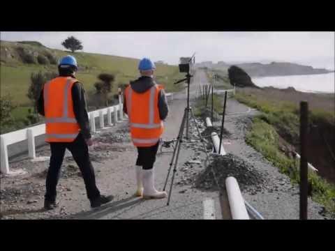 Coastal Waitaki drone survey