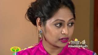 Pudukkottai Egg Mas & Rayalaseema Mushroom – Neengalum Samaikalam – Jaya Tv cookery Program